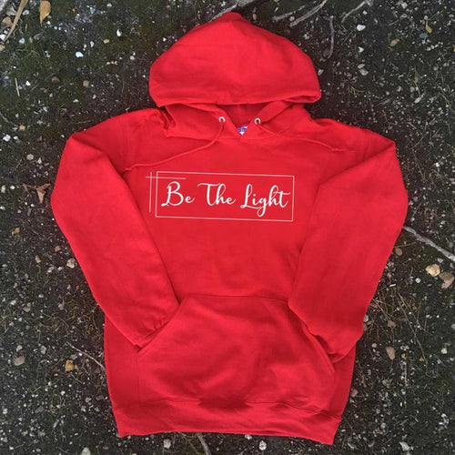 Be The Light Hoodie
