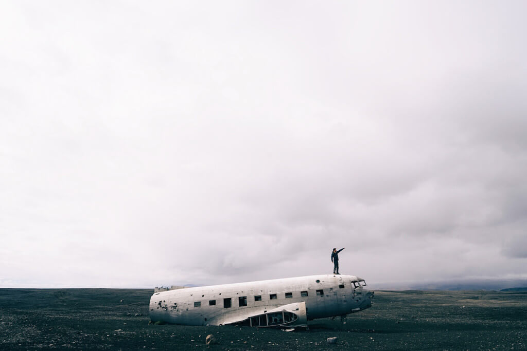a slow road trip in // iceland