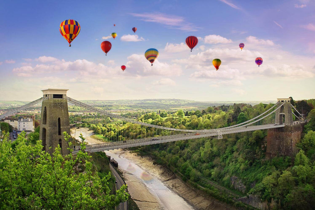 Bristol Hot Air Balloon Festival // Mahabis Journal