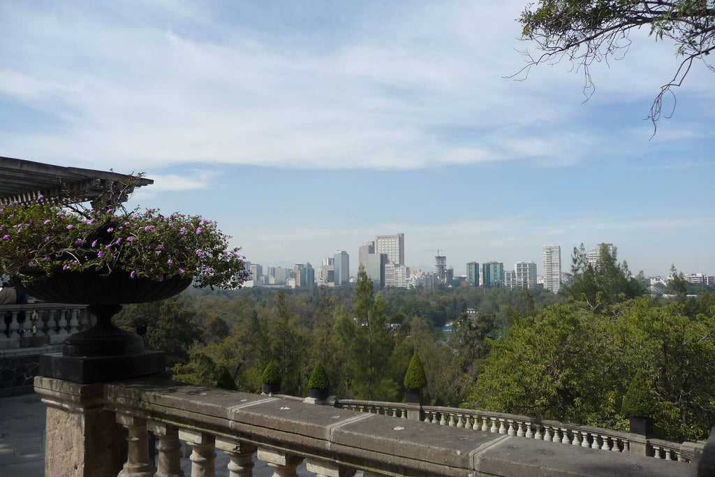 Chapultepec Park // Mahabis Journal