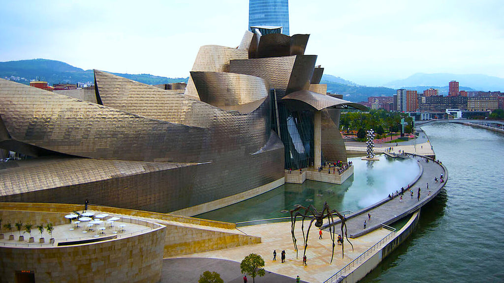 guggenheim bilbao // mahabis journal