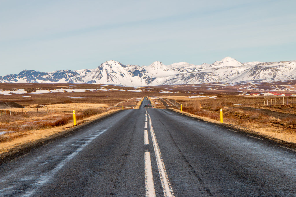 iceland road trip // mahabis journal