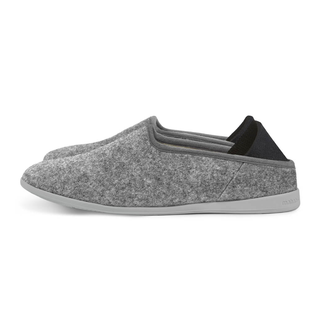 3136a3ab8e0 incredibly comfortable wool slippers with a sneaker-like sole.