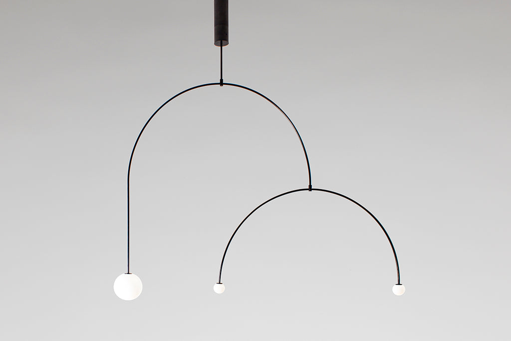mahabis journal // minimalist lighting collection