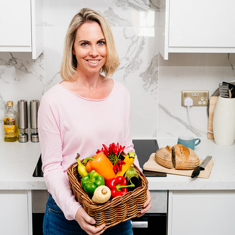 reduce food waste at home with CEO of food sharing app OLIO, Tessa Clarke