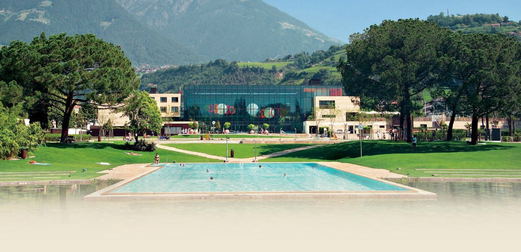 Merano Thermal Baths // Mahabis Journal