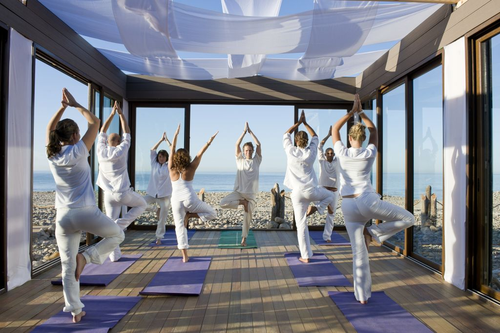 Paradis Plage Yoga Retreat // Mahabis Journal