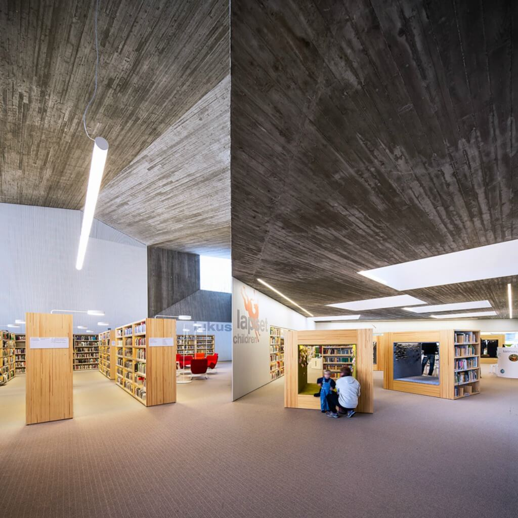 Seinäjoki library // Mahabis Journal