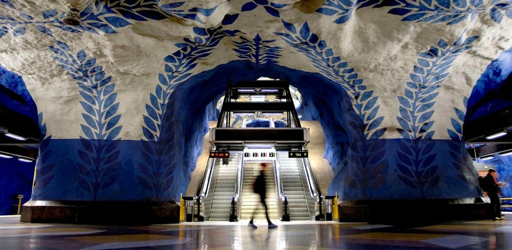 Stockholm Metro // mahabis journal