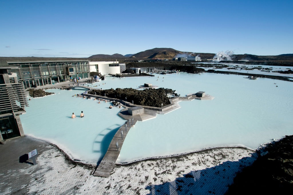 the blue lagoon in iceland // mahabis journal