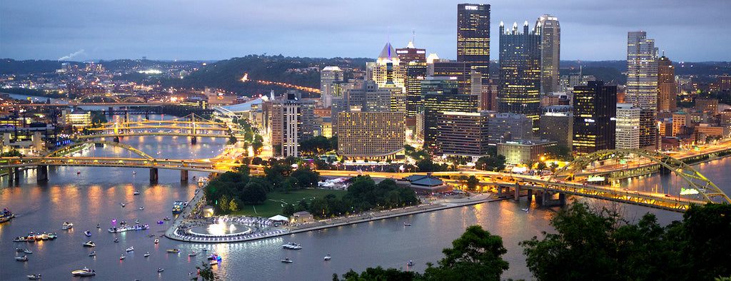 mahabis // where to travel in 2016 // pittsburgh