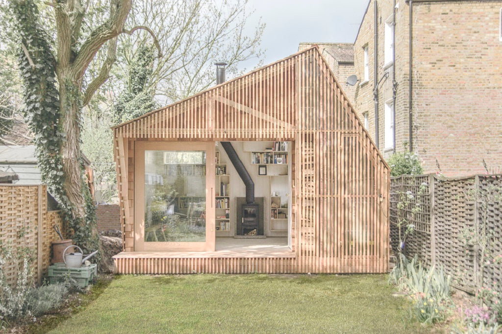 the reinvented shed garden studios for creative minds