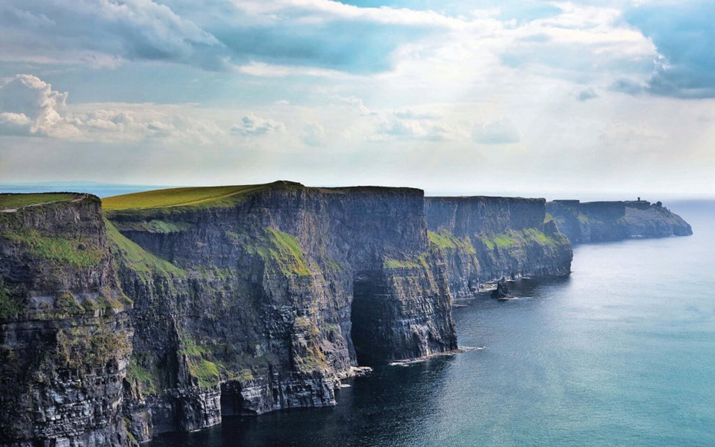 cliffs of moher // mahabis journal
