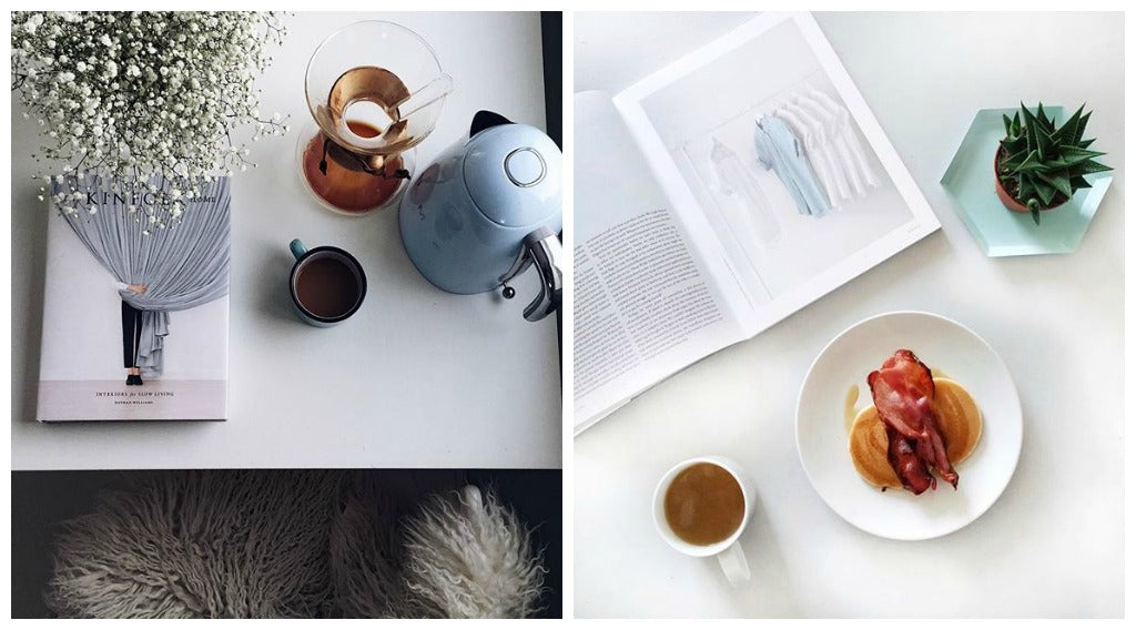 coffee table ideas // mahabis journal