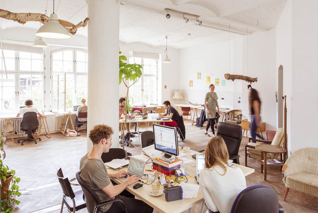 coworking spaces around the world mahabis slippers reinvented