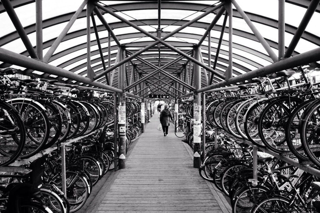 bicycles in aarhus // mahabis journal