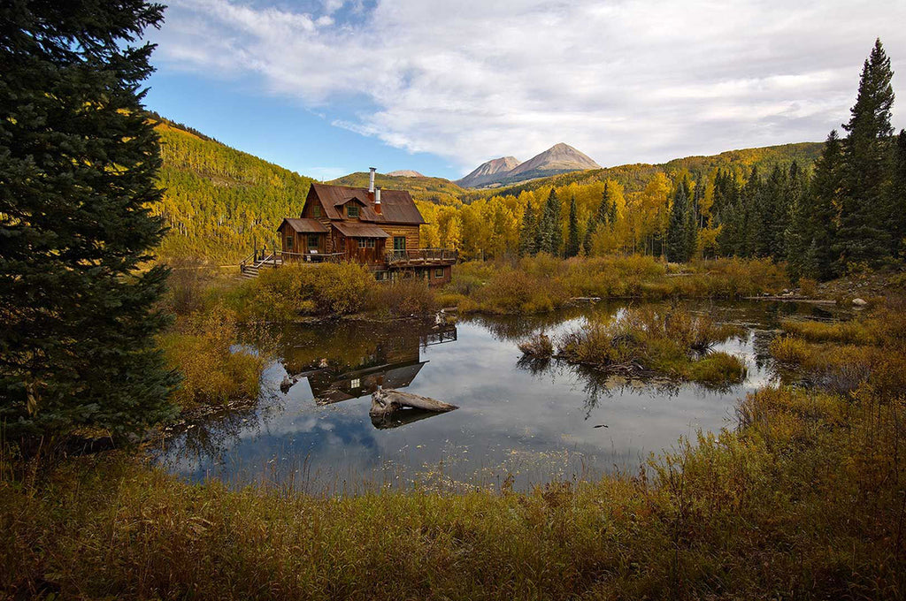 relaxing cabin retreats