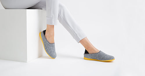 slippers reinvented