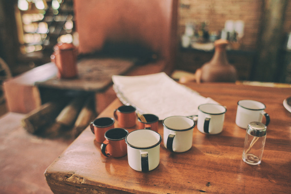 coffee // unsplash // mahabis journal // relaxing around the world