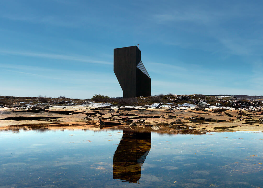 todd saunders fogo island architecture // mahabis journal