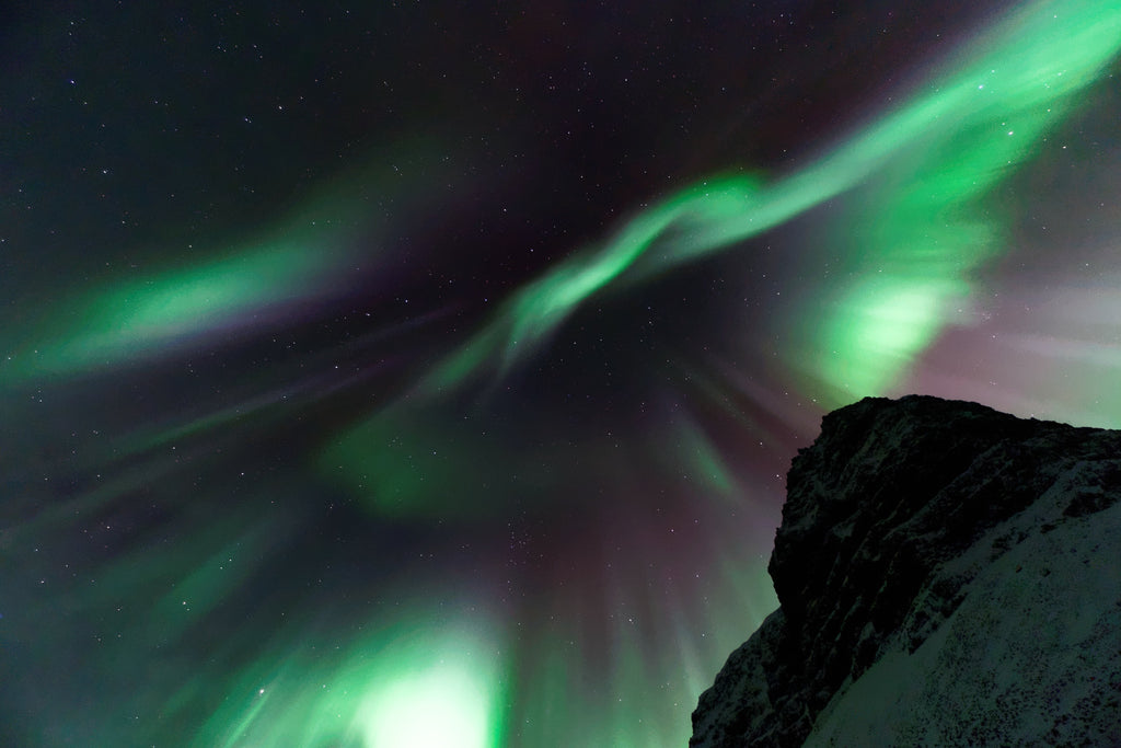 mahabis travel // polar nights in tromso