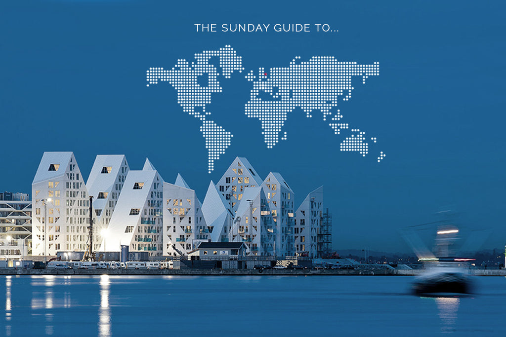 mahabis journal // sunday guide // aarhus
