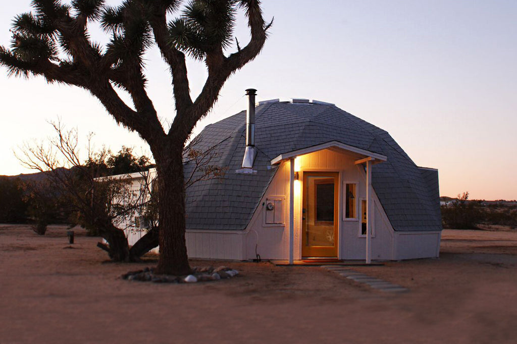 joshua tree dome // air bnb
