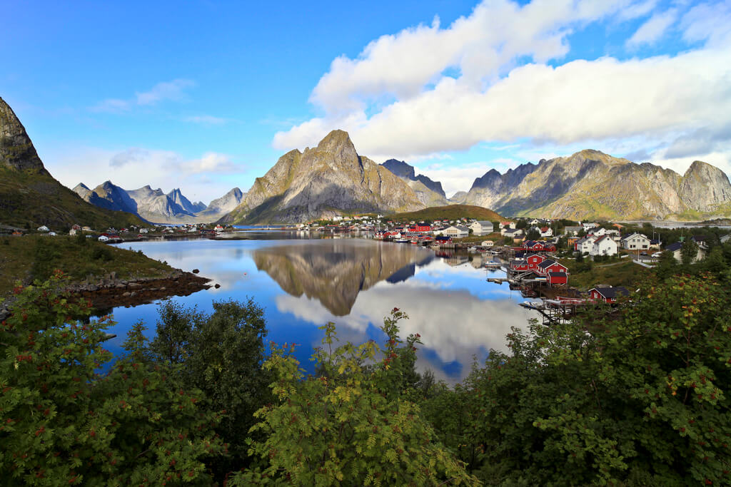 lofoten islands // mahabis journal