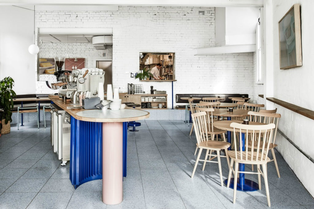 mammoth cafe melbourne // mahabis journal