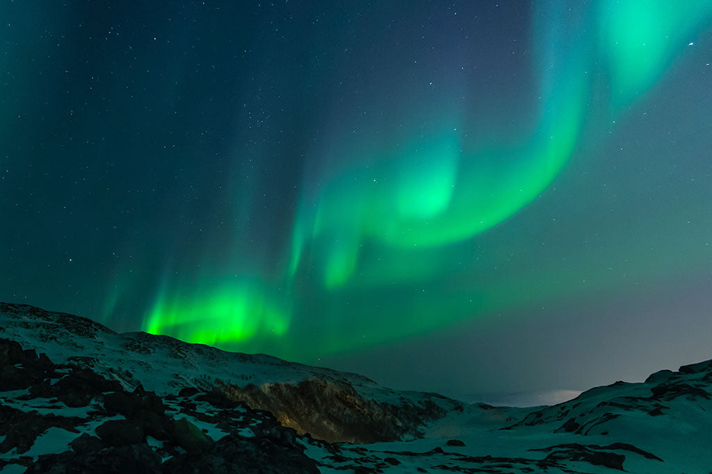 mahabis travel // seeking out the northern lights