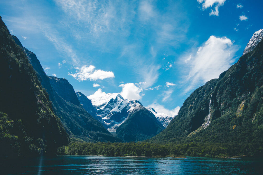 milford sound // mahabis journal