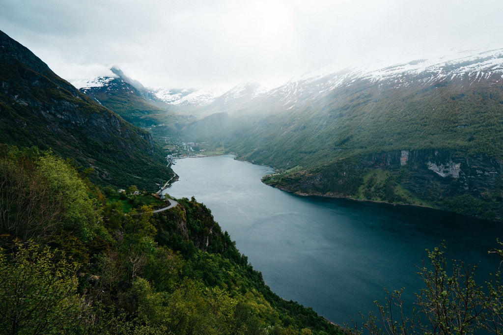 norway road trip // mahabis journal