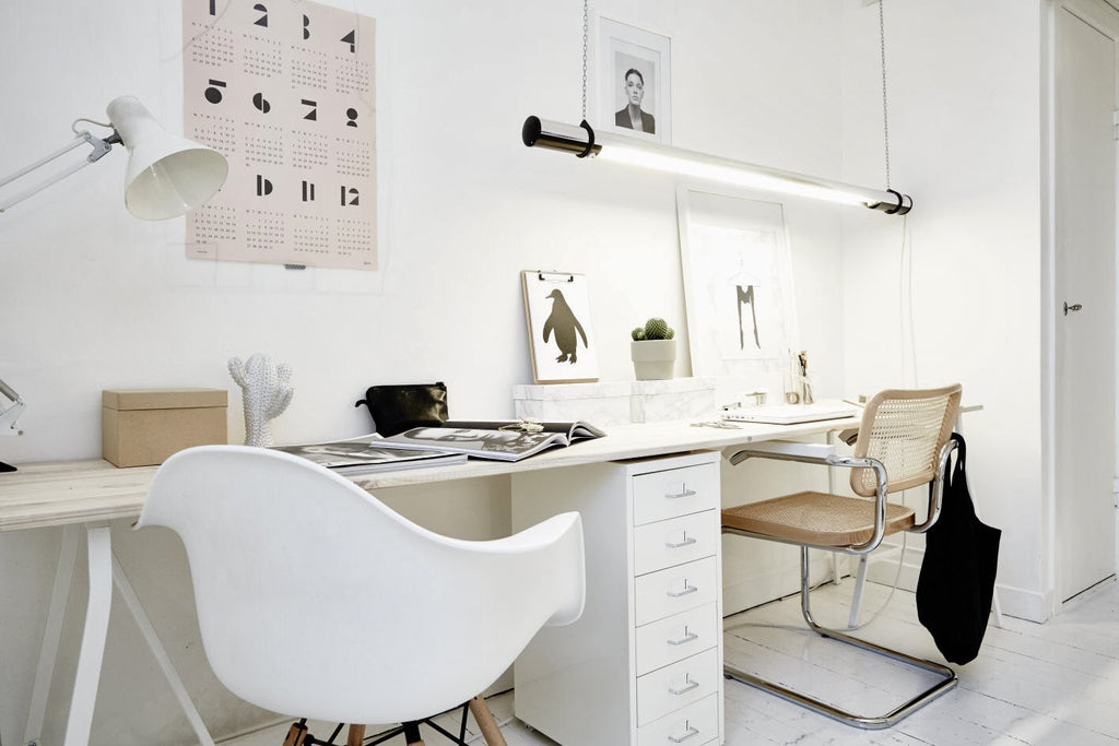 swedish office space // mahabis journal