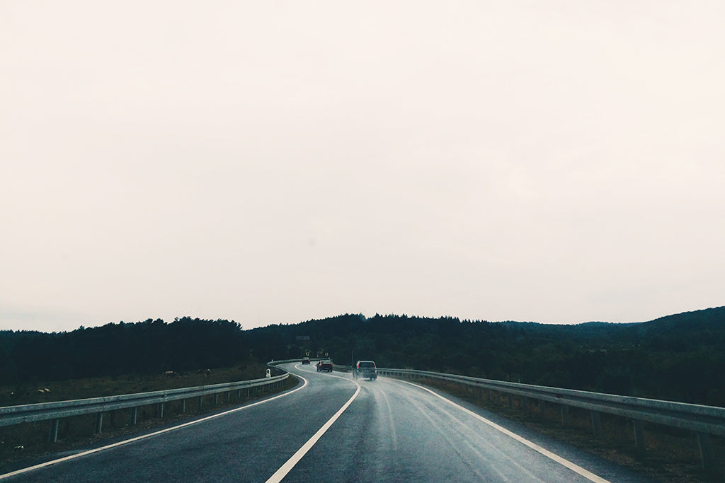 slow travel // an ode to road trips