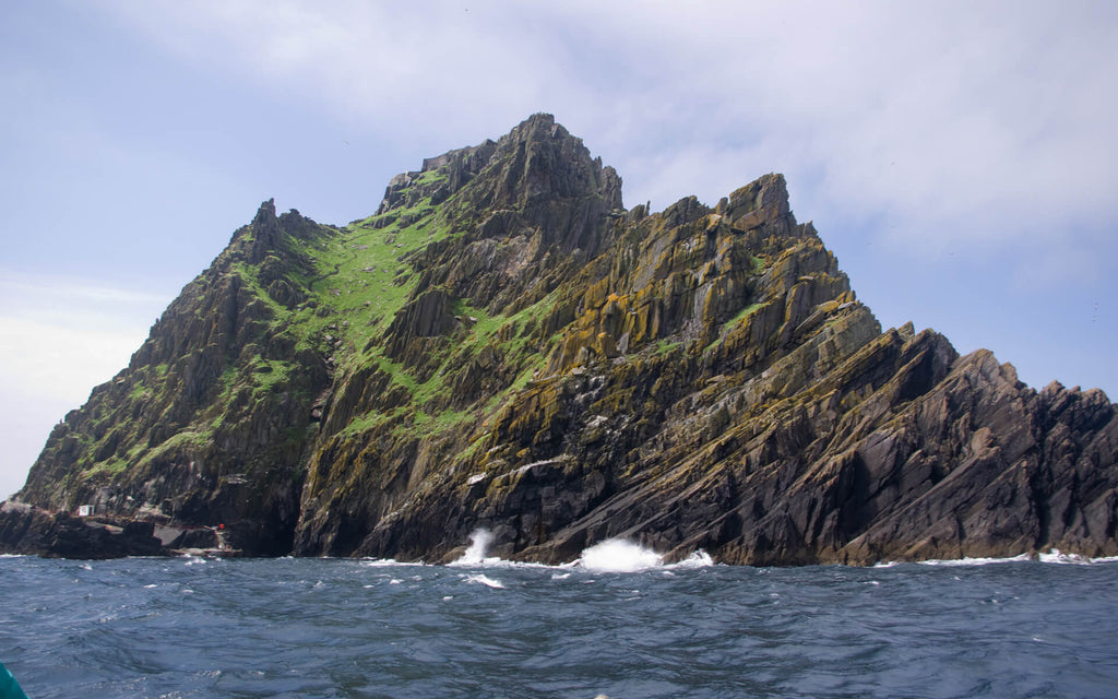 skellig michael // mahabis journal