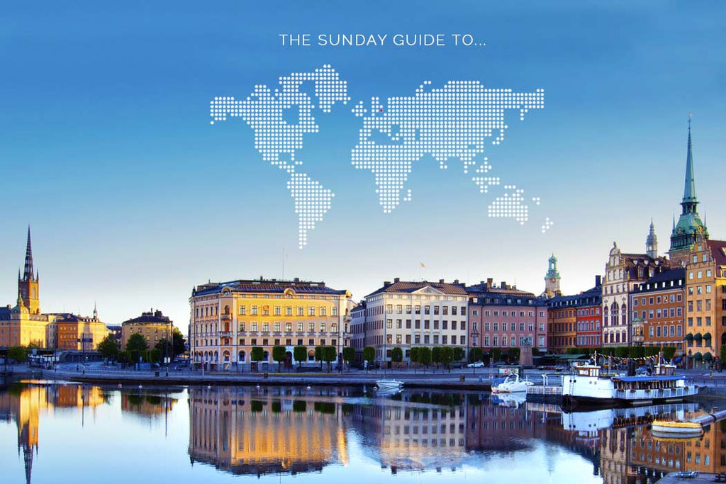 stockholm sunday guide // mahabis journal