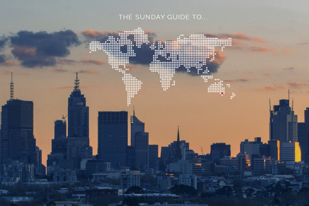 mahabis journal // sunday guide to melbourne