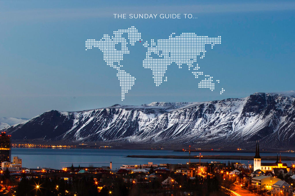 sunday guide // iceland // mahabis journal
