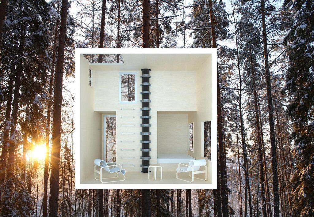 the mirrorcube // sweden