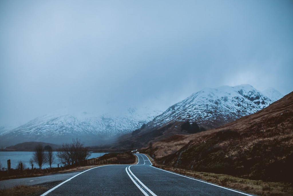 mahabis // a slow road trip in // scotland