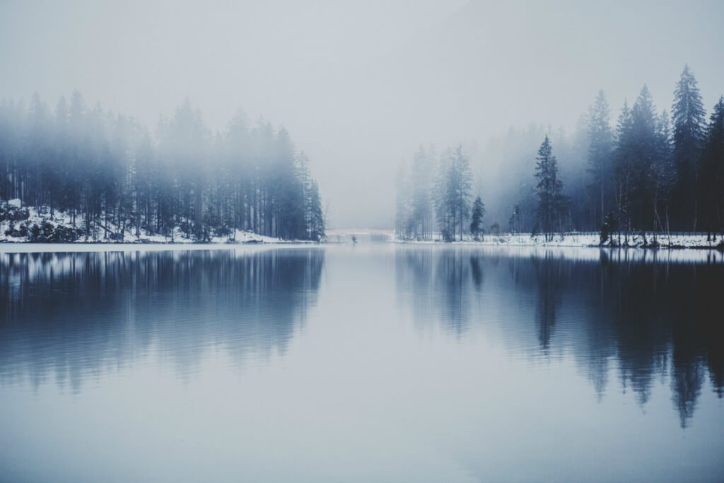 winter landscape // mahabis journal