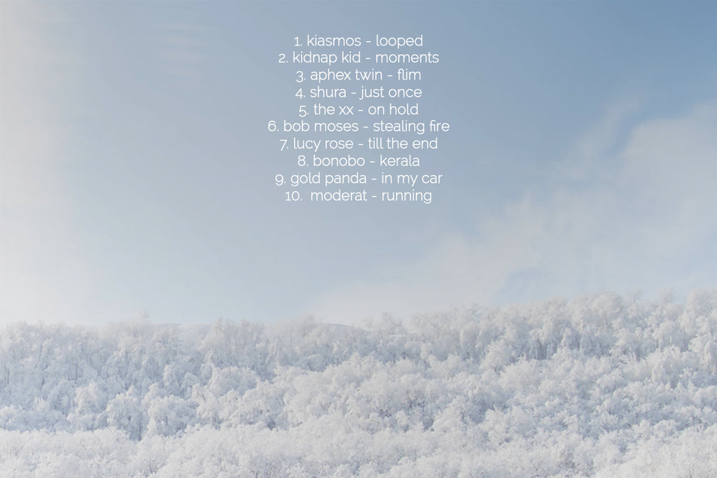 mahabis sounds // winter playlist