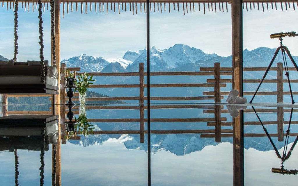 mahabis travel // relaxing winter retreats