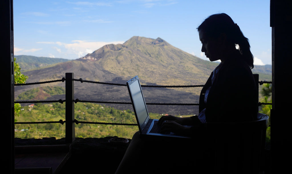 mahabis lifestyle remote working from silicon bali