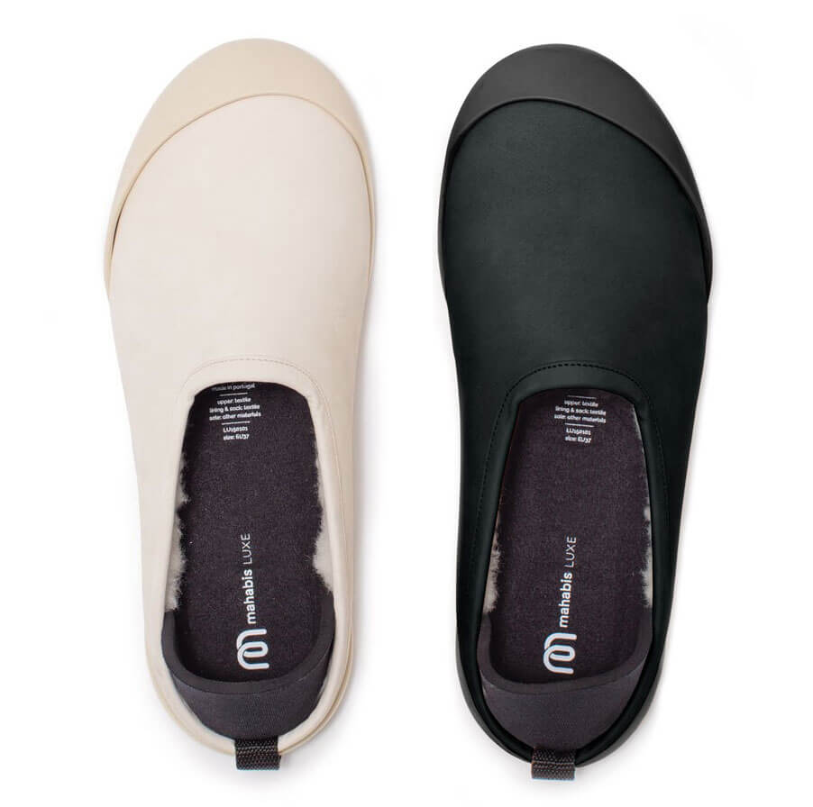 mahabis luxury scandinavian slipper