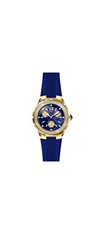 Invicta Women's 29087 Angel Quartz 3 Hand Blue Dial Watch