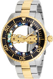 Invicta Men's 26409 Pro Diver Mechanical 2 Hand Green, Blue Dial Watch