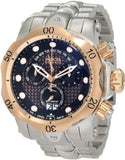 Invicta Men's 1541 Venom Quartz Multifunction Black Dial Watch