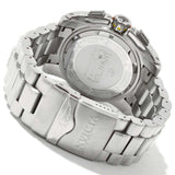 Invicta Reserve Chronograph Silver Dial Stainless Steel Mens Watch 11026 [Wat...