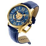 Invicta Men's 22601 Objet D Art Automatic 3 Hand Navy Blue Dial Watch